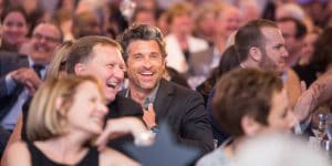 Actor Patrick Dempsey Speaks about the Importance of Inclusion  and Community at Gatepath's Power of Possibilities Event