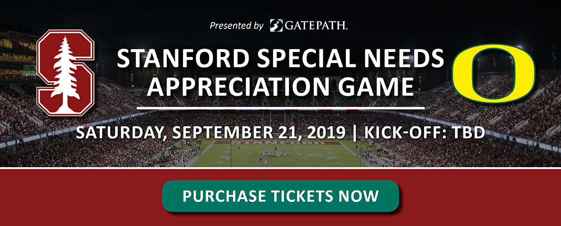Stanford Special Needs Appreciation Game
